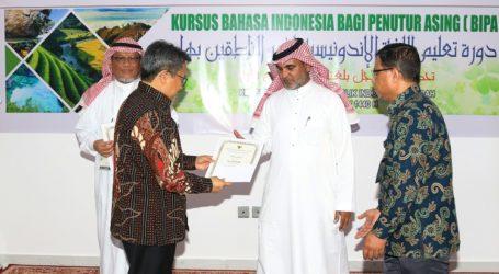 Minat Masyarakat Saudi Belajar Bahasa Indonesia Meningkat
