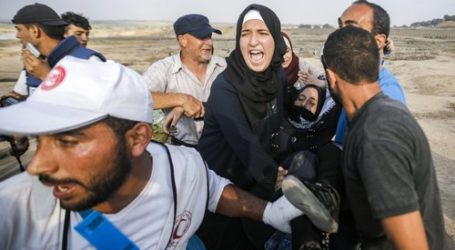Pasukan Israel Lukai 21 Warga Sipil Palestina di Jalur Gaza