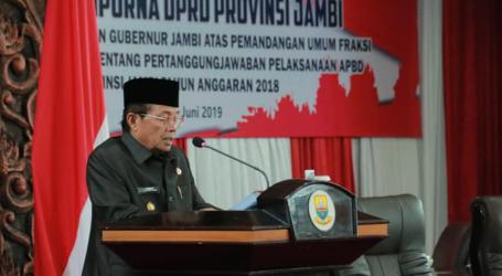 DPRD Jambi Usulkan Dana PAD untuk Pembangunan Kesejahteraan Rakyat