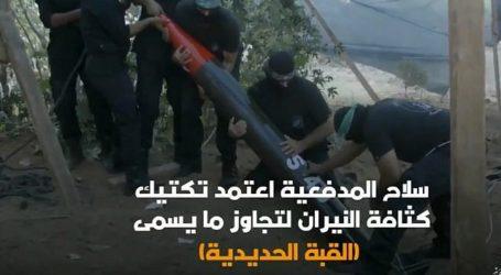 Video: Hamas Temukan Cara Atasi Iron Dome Israel