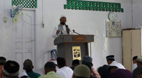 Jama'ah Muslimin Sumut Gelar Shalat Idul Fitri di Tanjung Pura