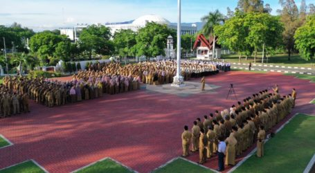 Plt Sekda Aceh Sidak Satuan-satuan Kerja