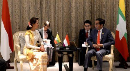 Indonesia Tekankan Pentingnya Keamanan di Rakhine State