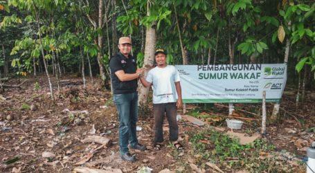 ACT Ikhtihar Mengentaskan Kekeringan di Lampung
