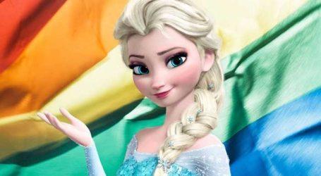 Promosikan LGBT, Pemerhati Pendidikan Imbau Jauhi Film Frozen 2