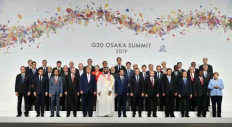 Hampir Semua Pemimpin Negara G20 Ucapkan Selamat kepada Presiden Jokowi