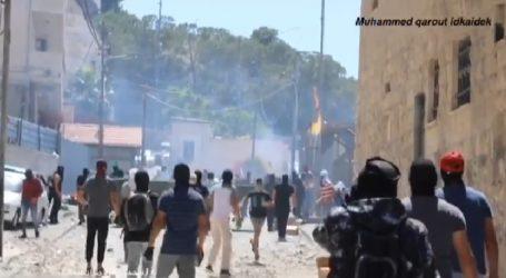 Perlawanan Pecah di Al-Quds Pasca Gugurnya Mohammed Obeid