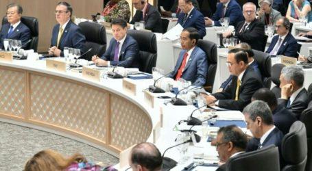 KTT G20: Jokowi Usul Adanya Platfom Ekonomi Digital