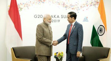 Indonesia Ajak India Perluas Interaksi Bisnis dan Target Perdagangan