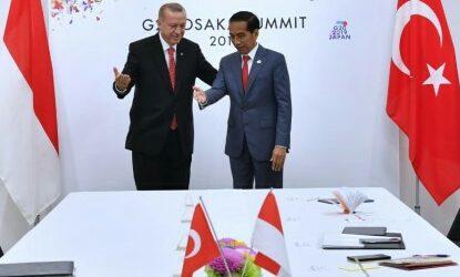 Erdogan Berencana Kunjungi Indonesia Awal 2020