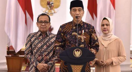 Presiden Jokowi Sampaikan Duka Cita Atas Wafatnya Ibu Ani Yudhoyono