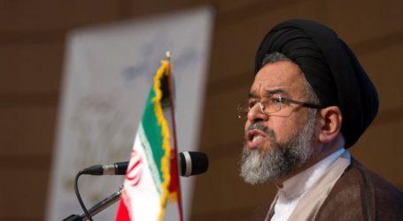 """Iran dan Hamas Sepakat """"Hadapi Bahaya"""" Rencana Perdamaian AS"""