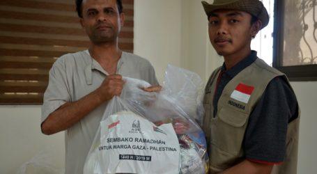 AWG Bagikan Paket Sembako Ramadhan Buat Warga Gaza