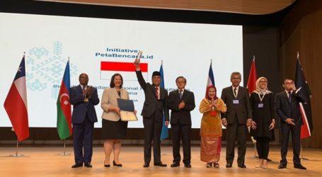 Platform Inovasi dari BNPB Raih Pernghargaan PBB