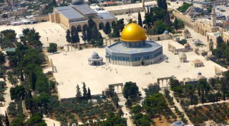 MAPIM Kecam Penghapusan Dome Of the Rock dari Gambar Masjid Al Aqsa