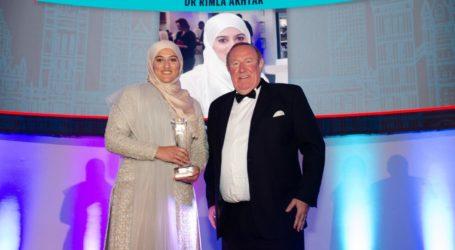Muslimah Pertama di Dewan Asosiasi Sepak Bola Raih Arabian Business London Awards