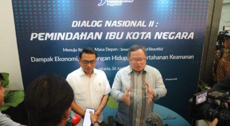 Bappenas Yakini Pemindahan Ibu Kota Lahirkan Pusat Ekonomi Baru