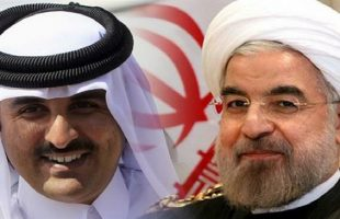 Presiden Iran Sambut Pengembangan Hubungan dengan Qatar