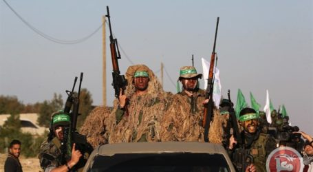 Hamas: Kami Akan Melindungi Rakyat di Gaza