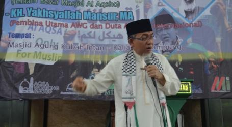 Imaam: Umat Islam Harus Punyai Jiwa Optimis