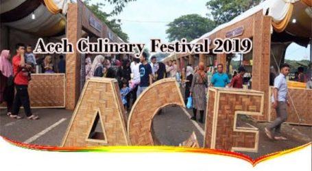 """""""Aceh Culinary Festival 2019"""" Tgl. 5 – 7 Juli mendatang"""