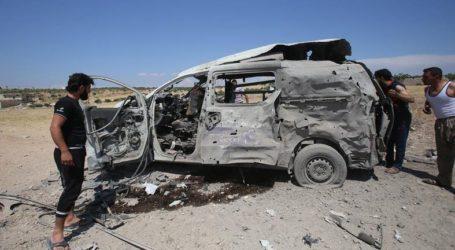 Serangan Pemerintah Suriah Tewaskan Warga Sipil dan Petugas Keselamatan