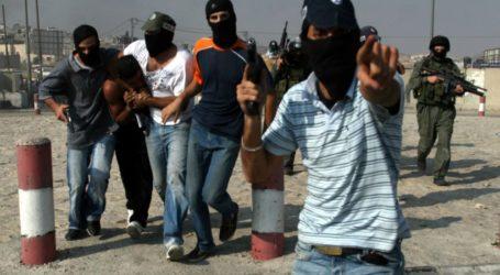 Pasukan Israel Kembali Tangkap Bekas Tahanan Palestina