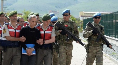 Turki Jatuhkan Hukuman Seumur Hidup pada Pelaku Kudeta