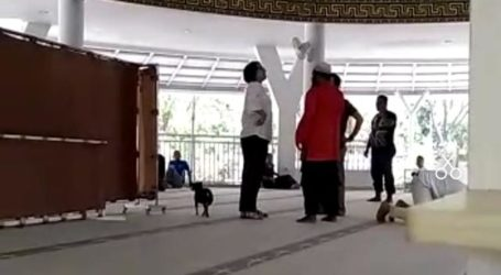 Kemenag: Percayakan Peristiwa Masjid Al Munawarah pada Proses Hukum
