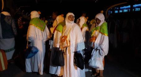 Jamaah Haji Aceh Kloter Dua Berangkat ke Tanah Suci