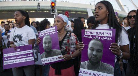 Kerusuhan Meluas di Israel Setelah Remaja Yahudi Ethiopia Tewas Tertembak