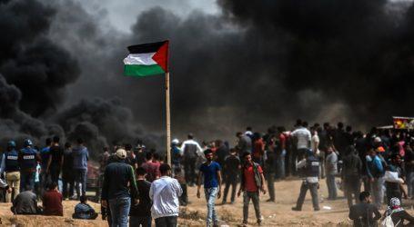 Tentara Israel Lukai 100 Warga Palestina di Gaza