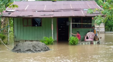 184 KK Terdampak Banjir Halmahera Tengah