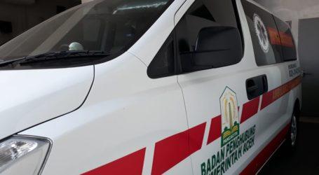 BPPA Sediakan Ambulan untuk Keperluans Masyarakat Aceh di Jabodetabek