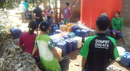 DD Salurkan Bantuan Air Bersih Hingga Pelosok Indonesia