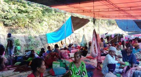 Tim DMC Bantu Korban Gempa Di Halmahera