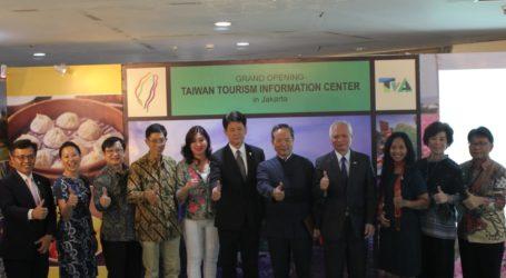 Pusat Informasi Pariwisata Taiwan di Jakarta Diresmikan