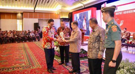 Jakarta Raih Penghargaan Provinsi Terbaik Pengendalian Inflasi dalam TPID 2019