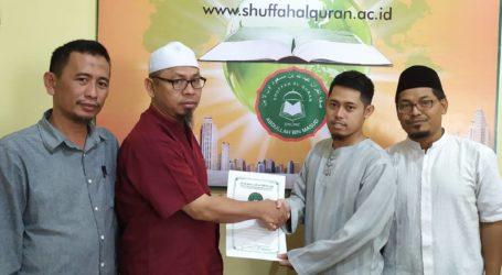 Ketua SQABM Lantik Ketua Prodi Ulumul Quran