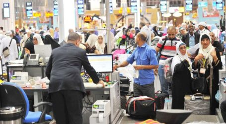 Teknologi Modern Kurangi Kepadatan Jamaah Haji di Bandara Saudi
