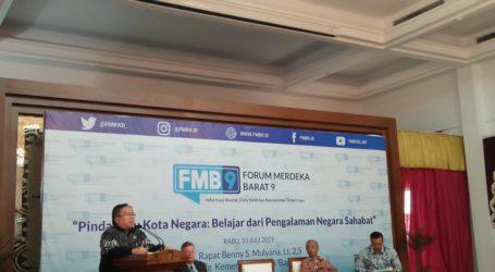 Bambang: Pindah Ibu Kota Indonesia Belajar dari Pengalaman Brasil