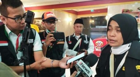 Seorang Jamaah Haji Indonesia Meninggal di Pesawat