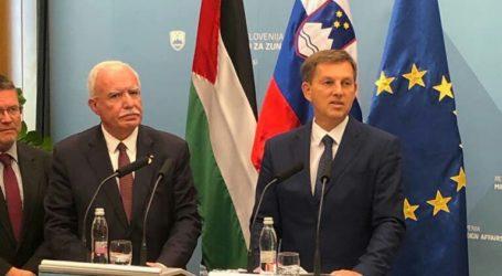 Slovenia Siap Akui Negara Palestina
