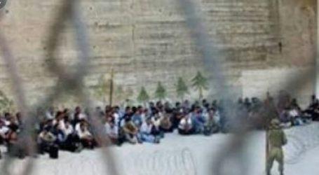 Dalam Enam Bulan, Israel Tahan 2759 Warga Palestina