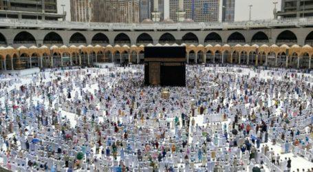 Jamaah Calon Haji Aceh Kloter Dua Siap Berangkat