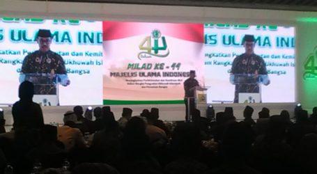 MUI: Penting Implementasi Konsep Arus Baru Ekonomi Indonesia
