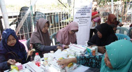 LAZ Nurul Barqi-IZI Jateng Gelar Pengobatan Gratis di Mushola Baitussalam