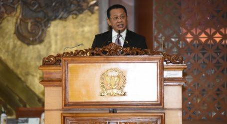 DPR-Pemerintah Sepakati Pertumbuhan Ekonomi 5,2-5,5 Persen