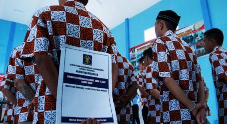 Hari Anak, 18 Anak di LPKA Kelas II A Banda Aceh Dapat Remisi, Satu Bebas