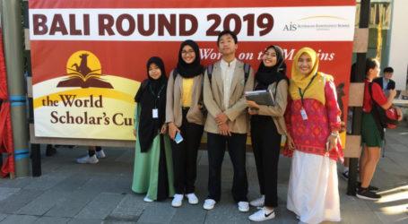 Tiga Siswa MAN 2 Mataram akan Berkompetisi pada Piala Cendekia Dunia di Sydney